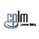 Logo du CPLM, club de patinage artistique