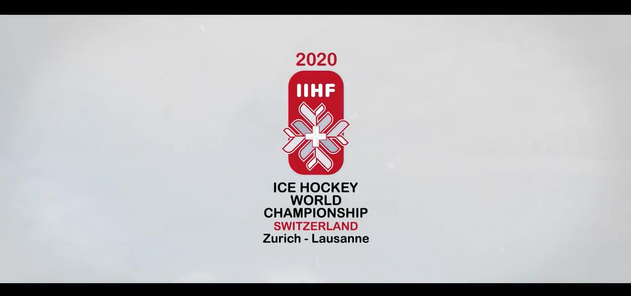 Vidéo promotionnelle des championnats du monde de hockey 2020 à la Vaudoise aréna