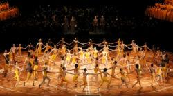 La IXe Symphonie à la Vaudoise aréna par Gil Roman, directeur artistique du Béjart Ballet, du 23 au 27 juin 2021.