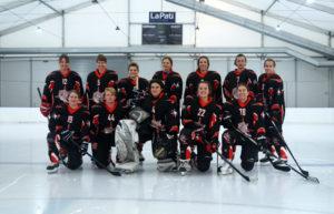 Equipe loisir du HCFL, Hockey Clubs Féminins Lausannois