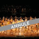 Béjart Ballet Lausanne - La IXe Symphonie - Annulé