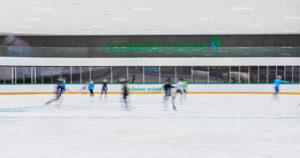 Fête de la glace initiation et spectacle de patinage artistique à la Vaudoise aréna - 7 novembre 2021